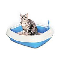 Наполнители для туалетов, туалеты для кошек