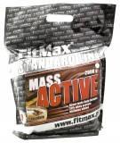 FitMax®Гейнер  FM Mass Active, 2.0 kg.Помогает быстро нарастить мышечную массу с минимальным содержанием жиро