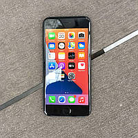 Iphone 7 128gb R-SIM matte black (айфон 7 128гб р-сим) Б/У