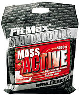 FitMax®Гейнер  FM Mass Active, 5.0 kg.Помогает быстро нарастить мышечную массу с минимальным содержанием жиро