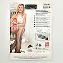 Мелкий горошек женские колготы с узором Conte Dots 20 Den, фото 5