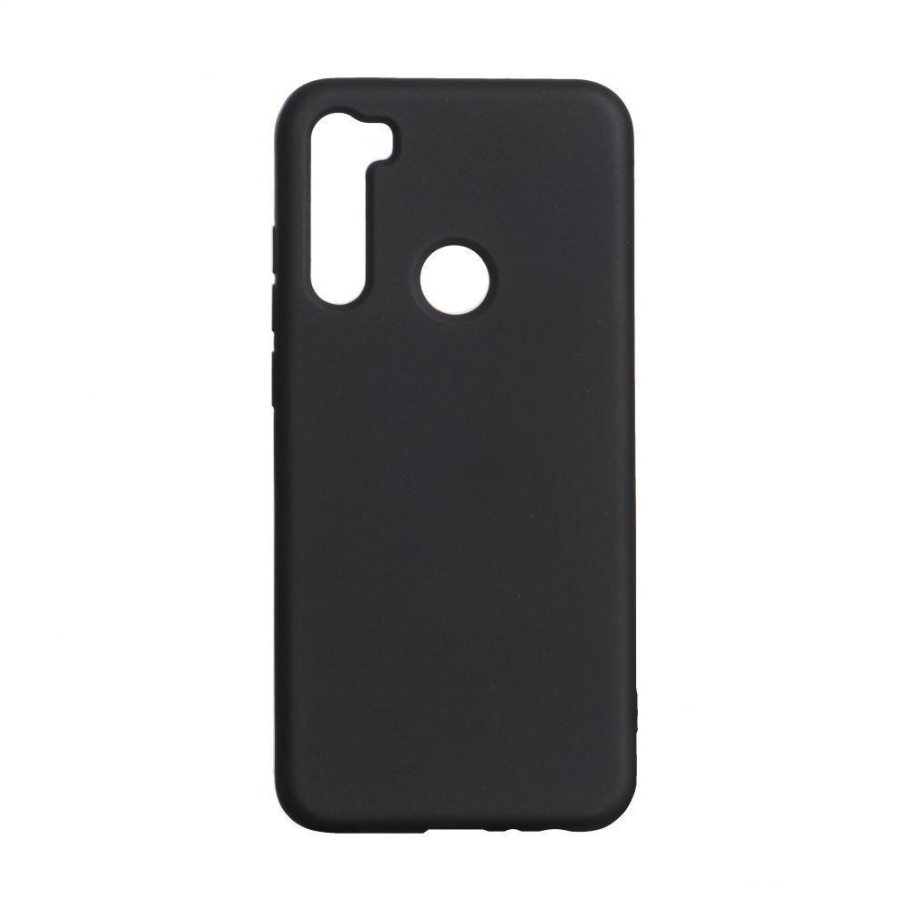 Чехол для  Xiaomi Redmi Note 8T Черный /  Чехол для Ксяоми Сяоми Ксиоми ноут 8т