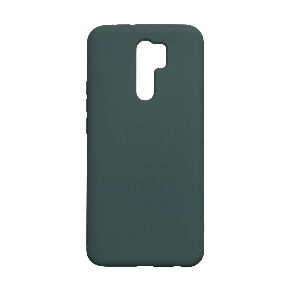 Чехол для Xiaomi Redmi 9 зеленый /  Чехол для Ксяоми Сяоми Ксиоми редми 9