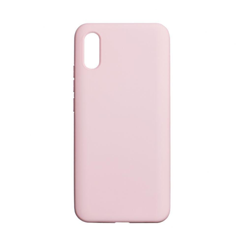 Чохол для  Xiaomi Redmi 9A Рожевий /  Чохол для Ксяоми Сяоми Ксиоми 9а