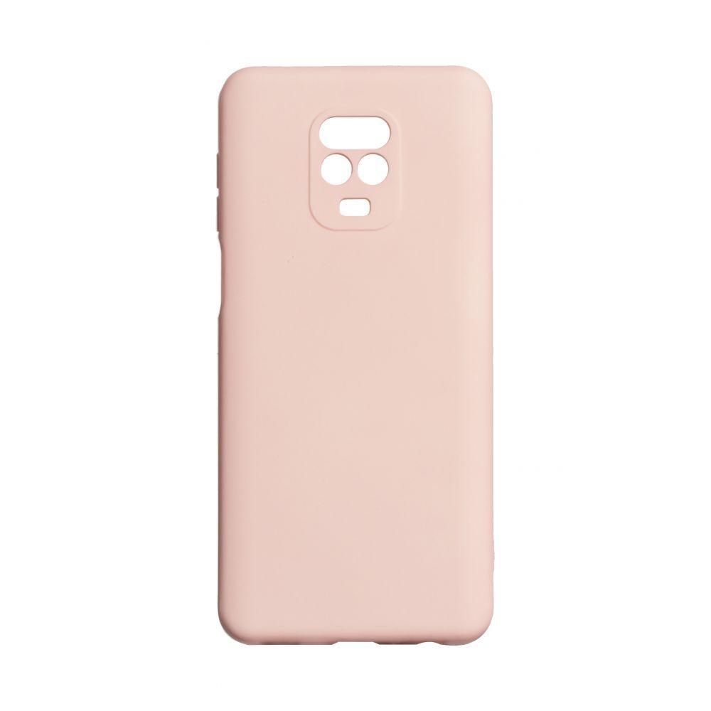 Чохол для  Xiaomi Redmi Note 9 Pro MAX Рожевий / Бампер Чохол для Ксяоми Сяоми Ксиоми