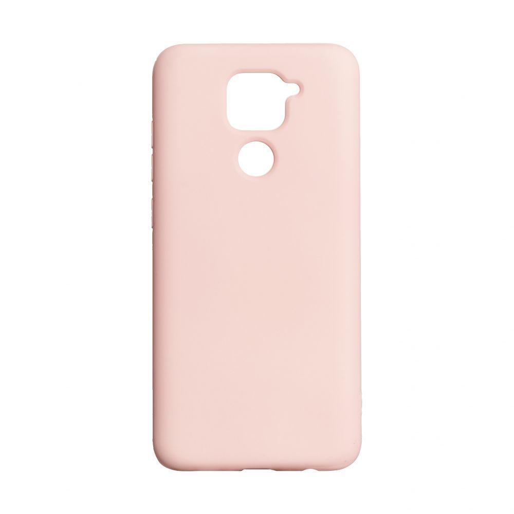Чехол для  Xiaomi Redmi Note 9 Розовый /  Чехол для Ксяоми Сяоми Ксиоми ноут 9
