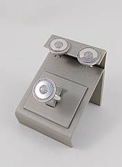 Оборудование для демонстрации ювелирного  набора/Підставка для комплекту
