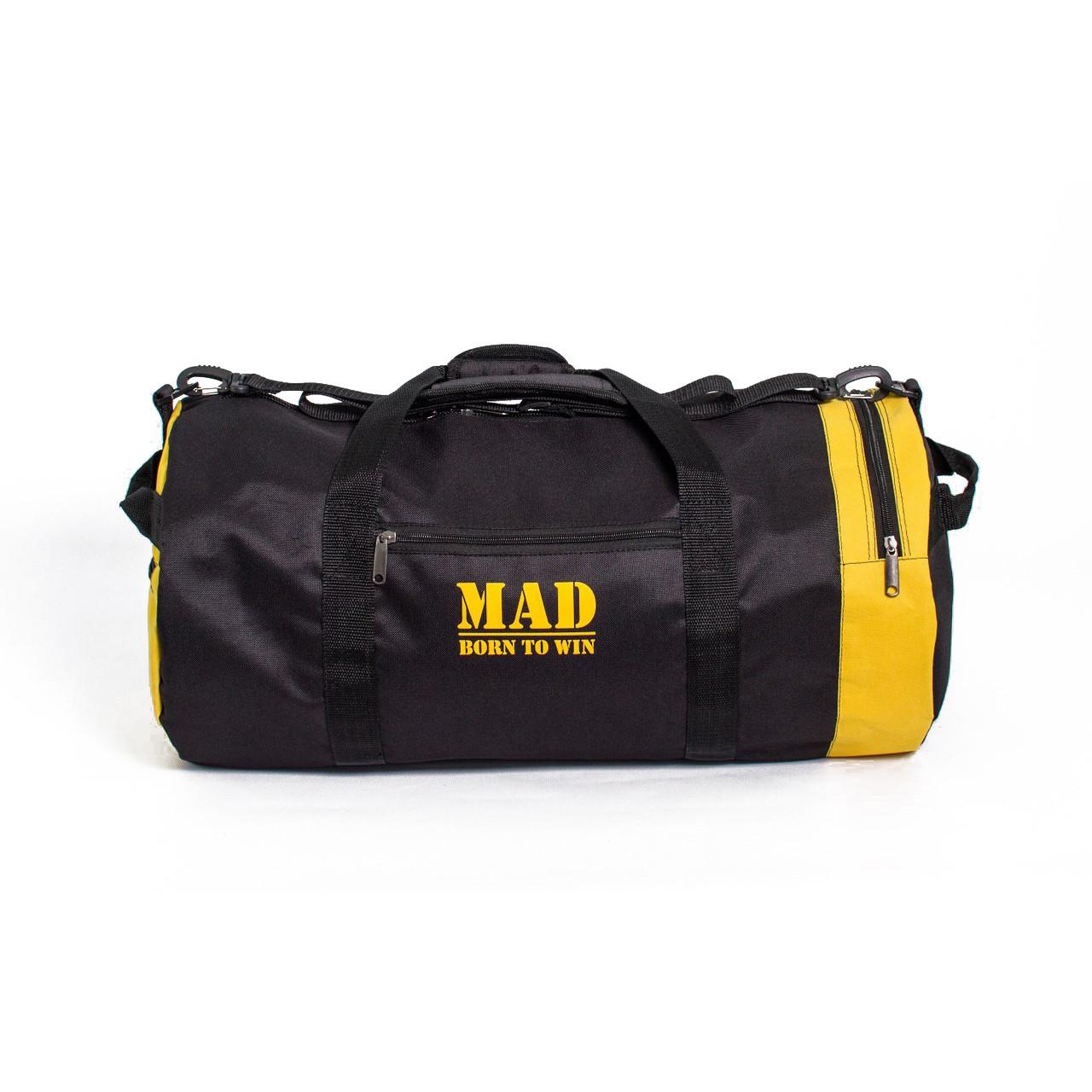Спортивна сумка – тубус 40L від MAD | born to win