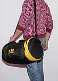 Спортивна сумка – тубус 40L від MAD | born to win, фото 6