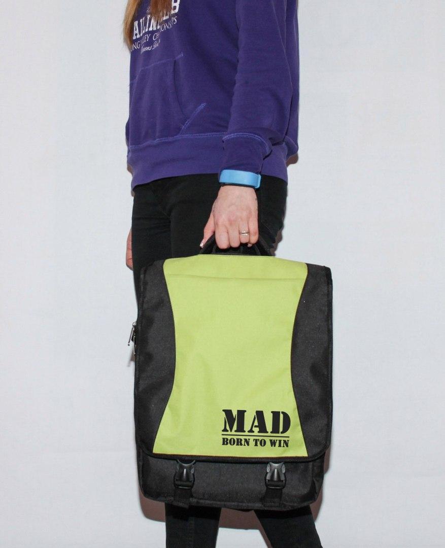 Спортивна сумка-рюкзак PACE
