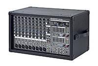 Phonic PowerPod 1082Plus микшерный пульт с усилителем, 2x400 Вт, 4Ом