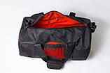 Спортивная сумка ANIMAL red 28л (реплика), фото 2