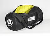 Спортивная сумка Animal 40L бел. (реплика), фото 4