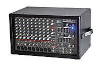 Phonic PowerPod 1082R микшерный пульт с усилителем, 2x400 Вт, 4Ом