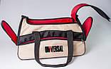 Спортивна сумка каркасної форми Універсальний 25L, фото 3