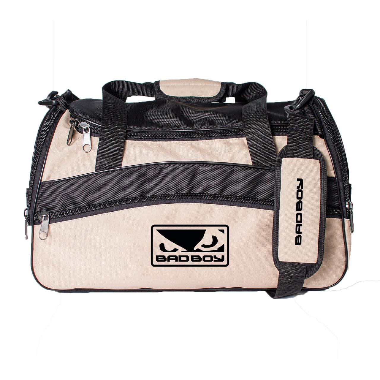 Спортивная сумка каркасной формы BadBoy 25L