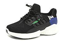 Кроссовки Для мальчиков Черный Размер: 37,39,40,41