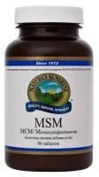 МСМ -Эм эс эм (Метилсульфонилметан) - MSM NSP - природная органическая сера для суставов.