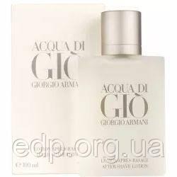 Giorgio Armani Acqua di Gio pour homme - лосьйон після гоління - 100 ml, мужская парфюмерия ( EDP22240 )