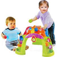Детский развивающий музыкальный столик Bambi 63510