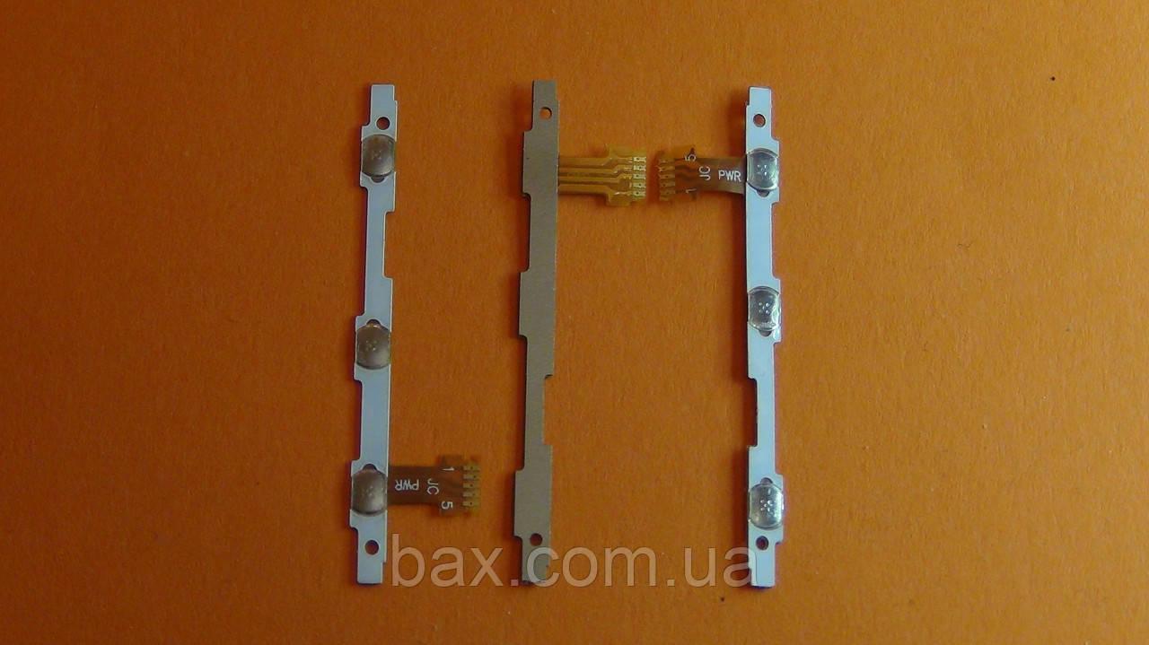 Шлейф кнопок включення і гучності для Bravis A506