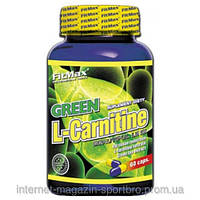 FitMax®	Жиросжигатель  FM Green L-Carnitine, 90 caps