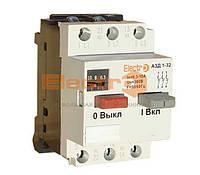 Автомат защиты двигателя Electro АЗД-1-32 1,6А-2,5А