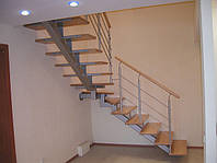 Изготовление лестниц в доме