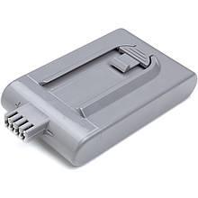 Аккумулятор PowerPlant для пылесоса Dyson DC16 21.6V 2Ah Li-ion (JYX-DYS-LDC16)