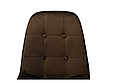 Стул М-01-3 коричневый вельвет, фото 6