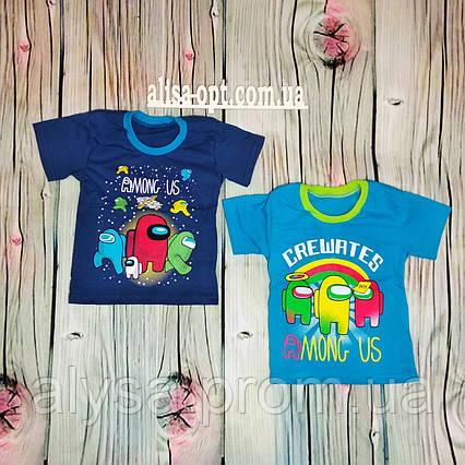 Детская футболка Саботаж кулир