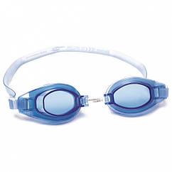 Окуляри для плавання BestWay 21049 (Сині)