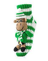 Женские детские носки ATTRACTIVE  3 D игрушка Обезьяна