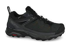 Мужские кроссовки Salomon X Ultra 3 Ltr Gore-Tex (404784)  кожаные