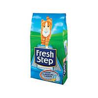 Fresh Step Clay Впитывающий наполнитель -  3,17 кг