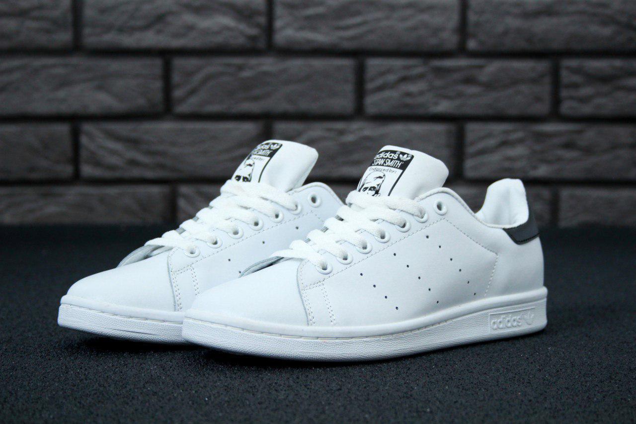 Чоловічі білі Кросівки Adidas Stan Smith