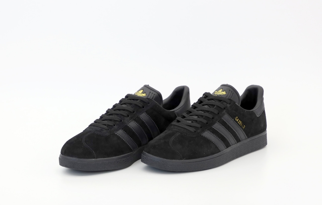 Чоловічі чорні Кросівки Adidas Gazelle