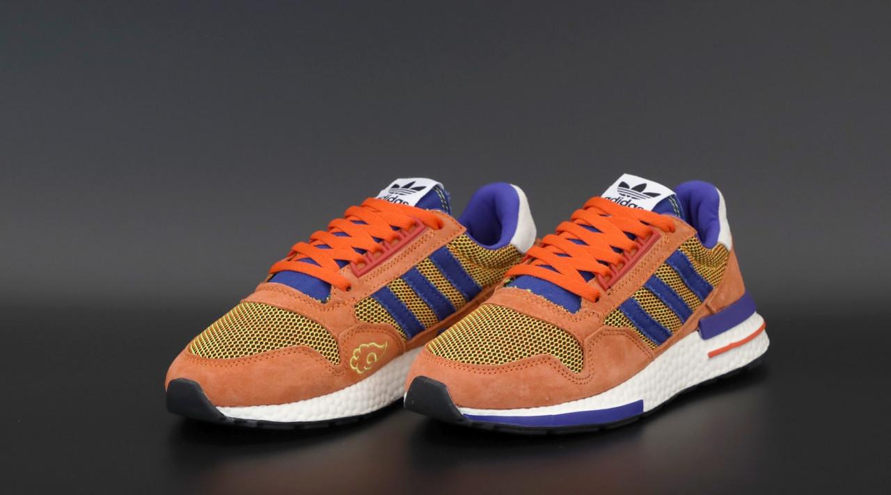 Мужские Кроссовки Adidas ZX Flux 500
