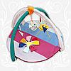 Homefort Коврик игровой с дугами Цветик-семицветик