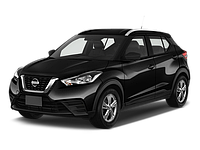Защита двигателя Nissan Kicks (с 2016—)