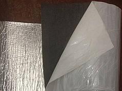 Теплоизоляционный материал самоклеющийся фольгированный ППЭ 3008 (8мм)