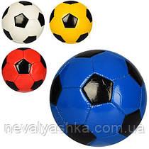 Мяч Футбольный для Мини-Футбола Размер 2 Маленький, ПВХ 1,6мм, 130 грамм, EN 3228-1, 010687