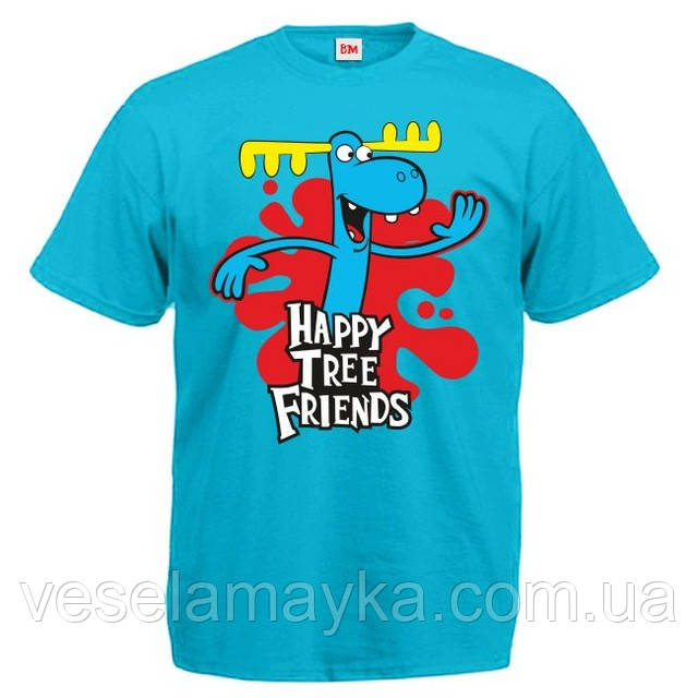 "Футболка ""Happy Tree Friends 2"""