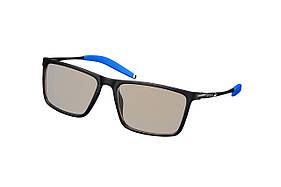 Игровые очки 2E Gaming Anti-blue Glasses Black-Blue (2E-GLS310BB)
