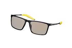 Игровые очки 2E Gaming Anti-blue Glasses Black-Yellow (2E-GLS310BY)