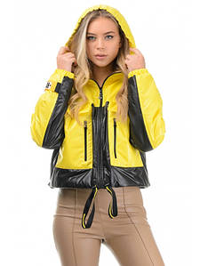 Модна молодіжна коротка куртка 42,44,46,48 розмір Весна 2021
