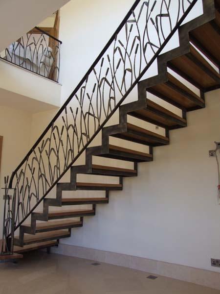 Лестницы фасад