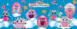 Мягкие игрушки-сюрпризы Rainbocorns
