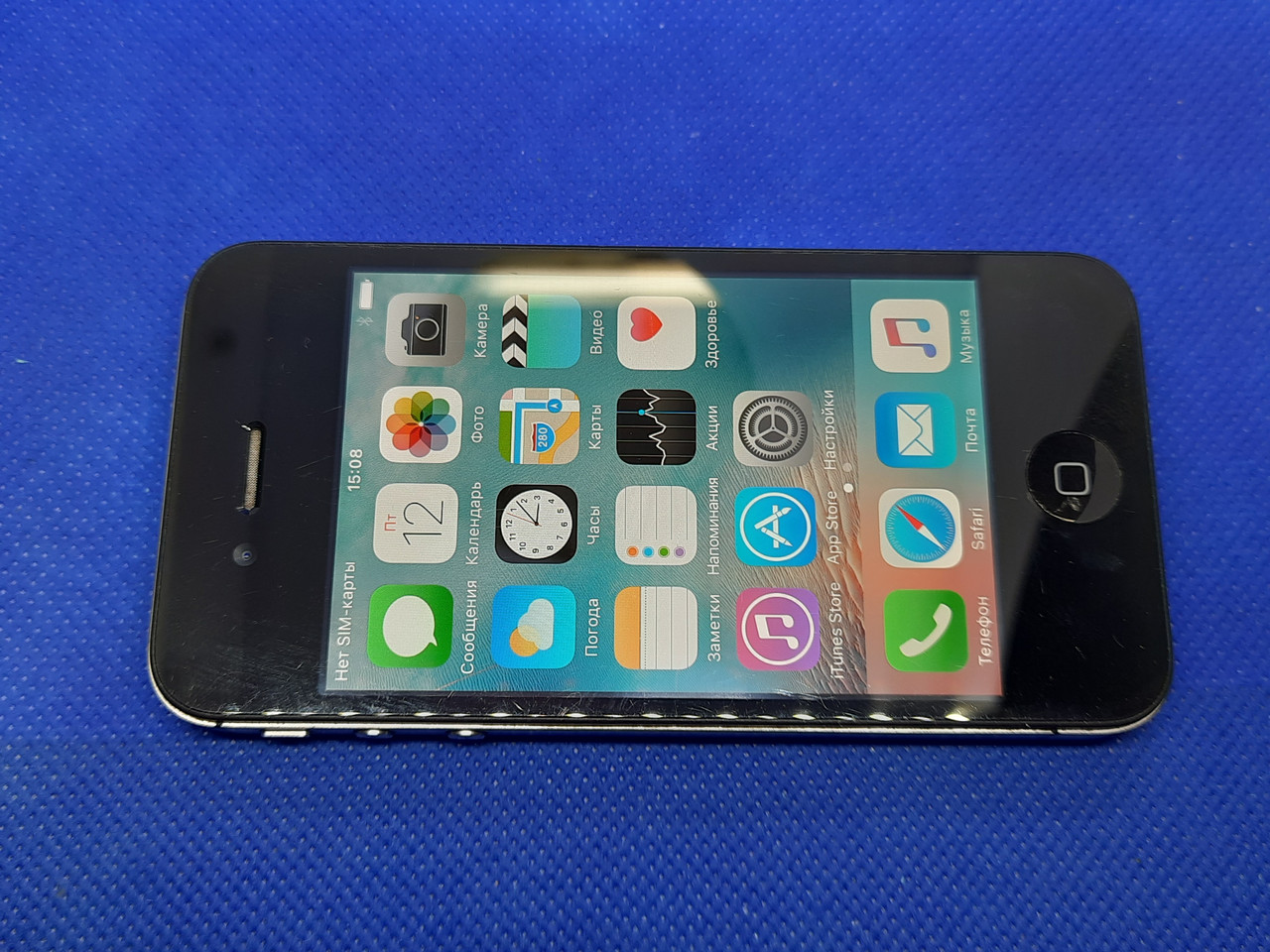 Apple iphone 4S 8gb #1354ВР