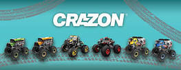 Машинки на радиоуправлении Crazon